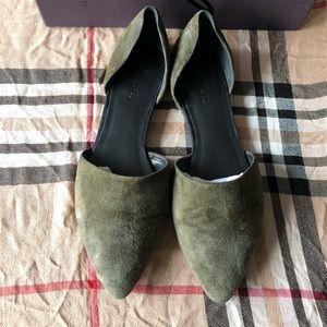⬇️Sale VINCE Italian Leather Flats
